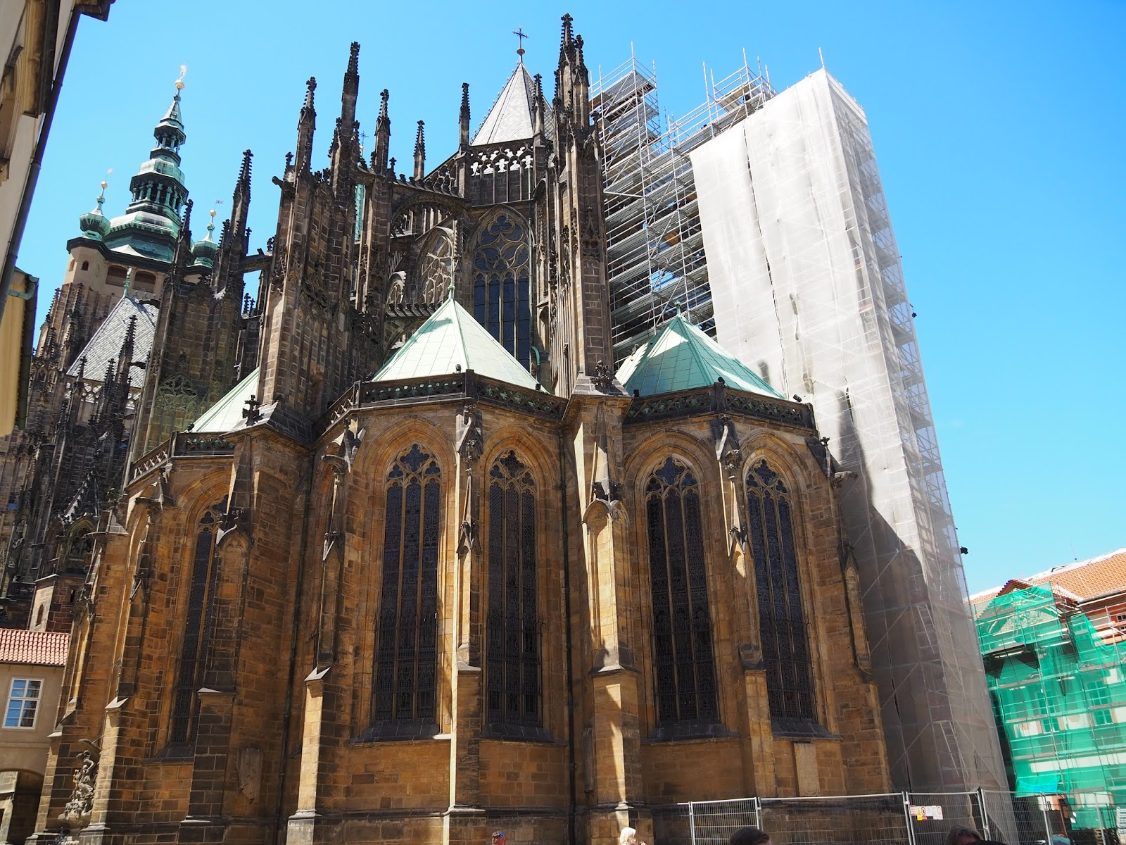 Zwiedzanie Pragi