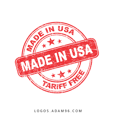 Download Logo Made in USA PNG