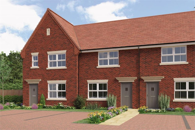 """Harrogate Property News - 3 bed mews house for sale """"The Danby"""" at Otley Road, Killinghall, Harrogate HG3"""