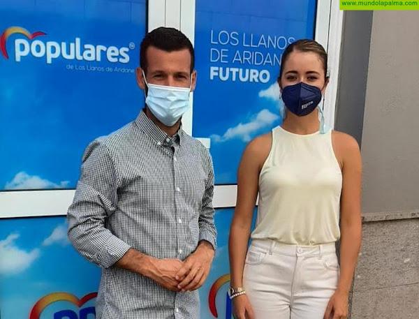 El PP de Los Llanos pide que el Gobierno condone a los Ayuntamientos y Cabildos la deuda generada por su error en la PIE