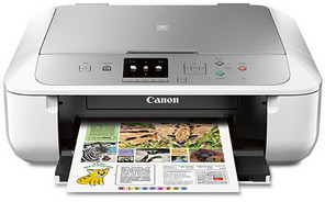 Canon PIXMA MG5722 Photo AIO Inkjet Printer Driver Download