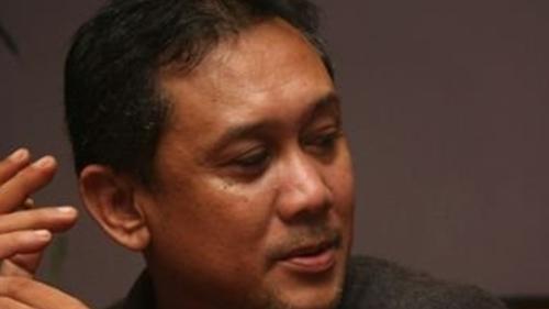 Denny Siregar: Tidak Ada Ketua KPK Sekuat Firli Bahuri
