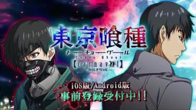 Ulasan Game Android Tokyo Ghoul:re Invoke
