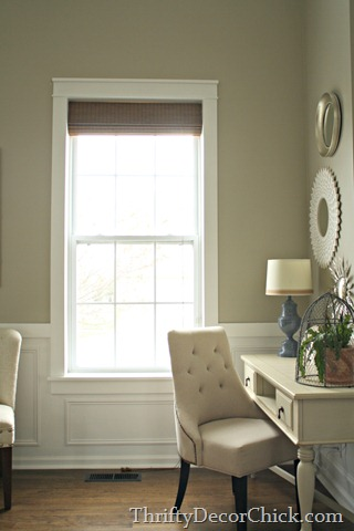 How to replace window trim with thicker craftsman trim