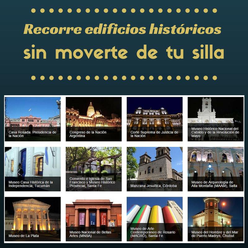 edificios históricos de la argentina