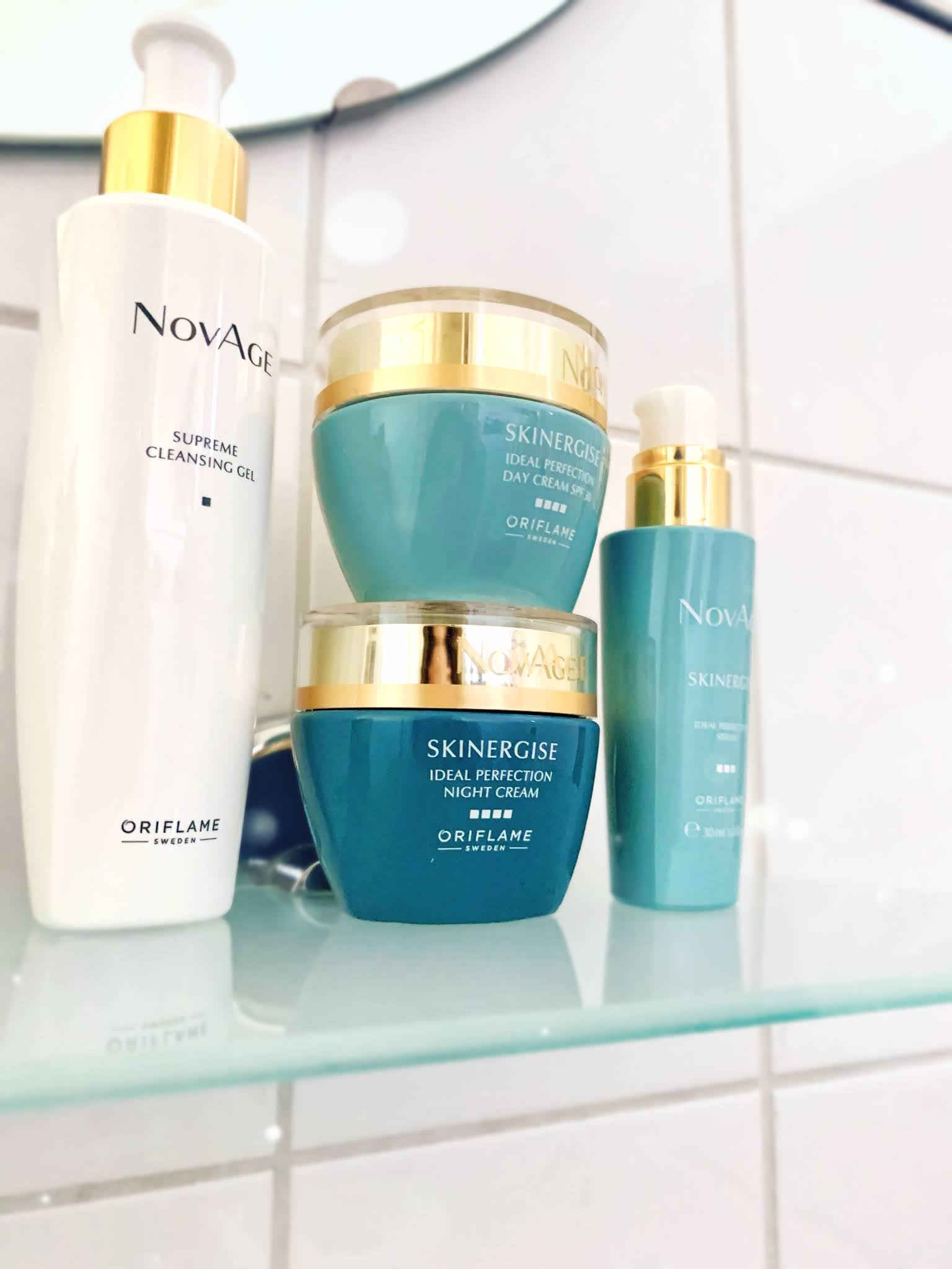 NovAge Skinergise Set
