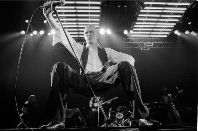 David Bowie - 1976 The Thin White Duke