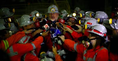 """ST2: """"Mantener la economía a flote para poder subsistir es una ilusión del Ministro de Minería"""""""