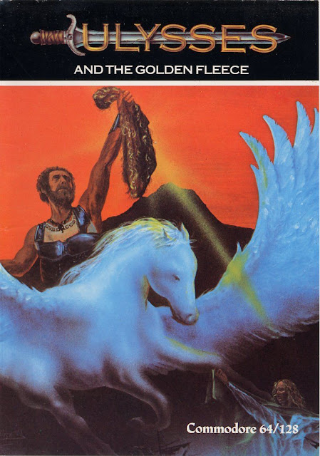 Ulysses and the Golden Fleece