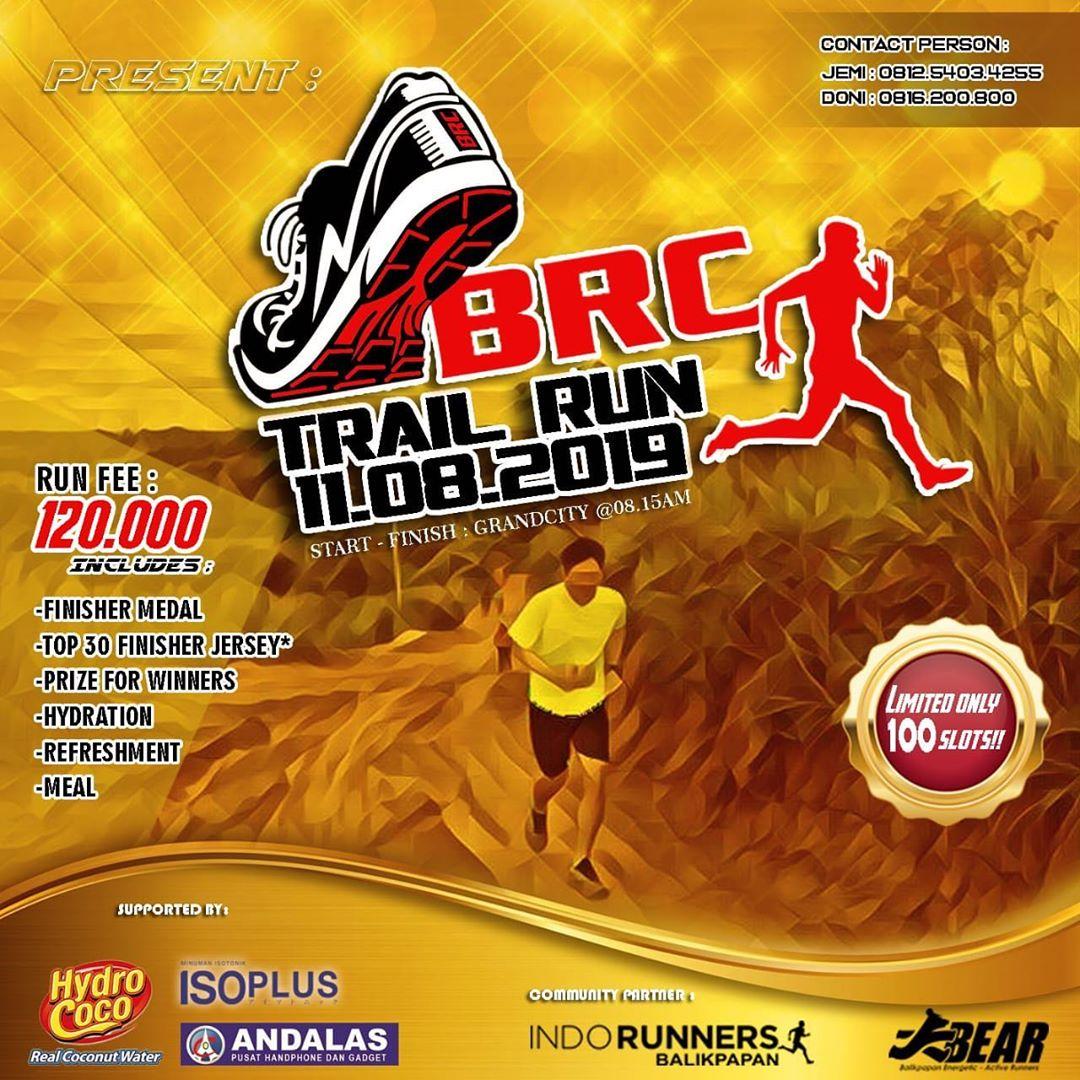 BRC Trail Run • 2019