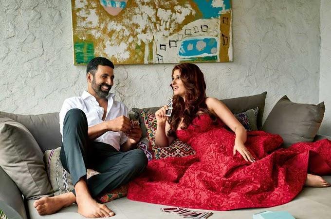 अक्षय कुमार के सामने ट्विंकल खन्ना ने बेटी नितारा के जन्म के समय रखी थी ऐसी शर्त, क्लिक कर जानिए