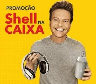 Cadastrar Promoção Shell Na Caixa Junte e Troque Caixa de Som ou Fone de Ouvido