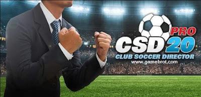 Club Soccer Director 2020 APK MOD Unlimited Money
