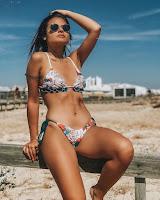 Inês Faria bikini