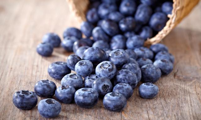 Makan Blueberry Setiap Hari Bisa Turunkan Tekanan Darah Tinggi