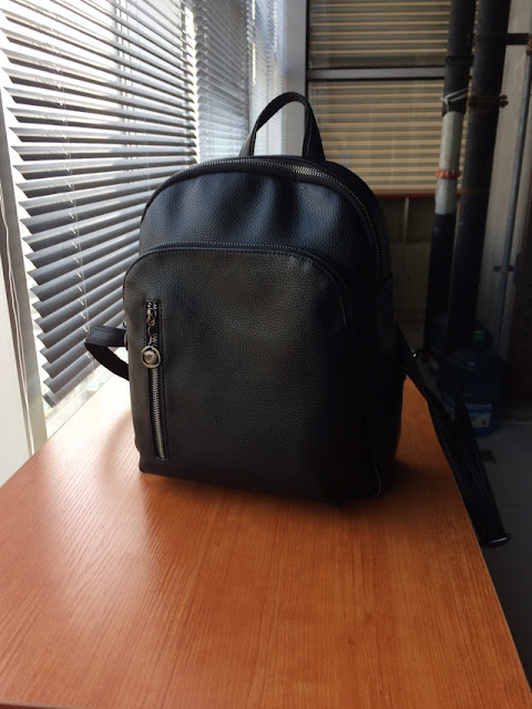 Black Women Backpack - 2