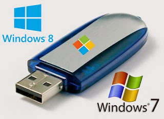 Create Windows 8 Bootable USB