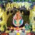 गणेश जयंती निमित्त महालक्ष्मी मंदिरात द्राक्षांची आरास