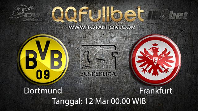 BOLA88 - PREDIKSI TARUHAN BOLA DORTMUND VS FRANKFURT 12 MARET 2018 ( GERMAN BUNDESLIGA )