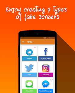 Download Yazzy Fake Conversations Pro