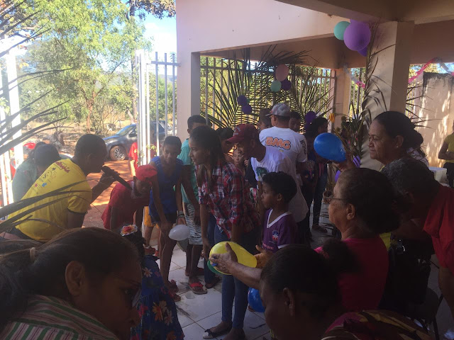 Riachão das Neves: Comunidade do Assentamento Rio Branco recebe mutirão de saúde