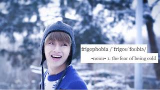 frigophobia