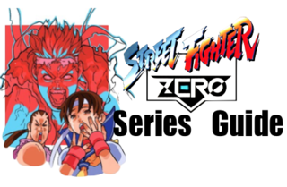 Street Fighter Zero guide