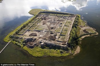 ΑΥΤΟ είναι το φρούριο - μυστήριο που τρελαίνει τον Πούτιν και τους επιστήμονες!