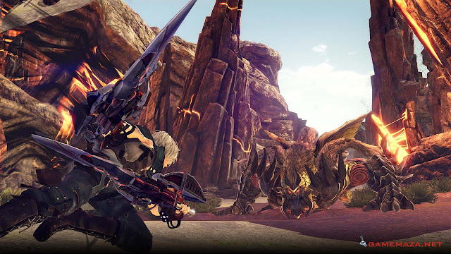 GOD EATER 3 Screenshot 1
