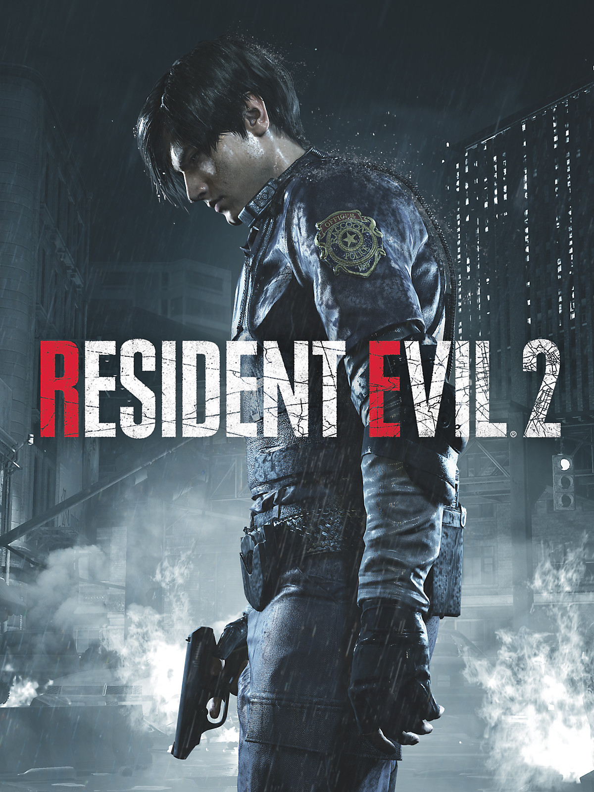 Resident Evil 2 Wartezimmer Tresor