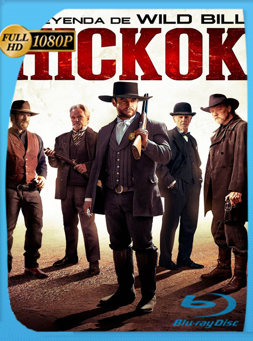 Hickok (2017) 1080p Latino Luiyi21HD