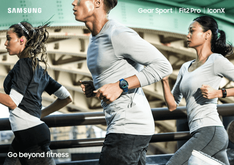 IFA 2017: Samsung Releases Gear Sport, Gear Fit2 Pro, And Gear IconX 2018