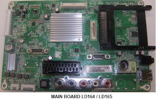 Electro help: HOW TO DIAGNOSE A FAILED T'CON BOARD - HOW TO