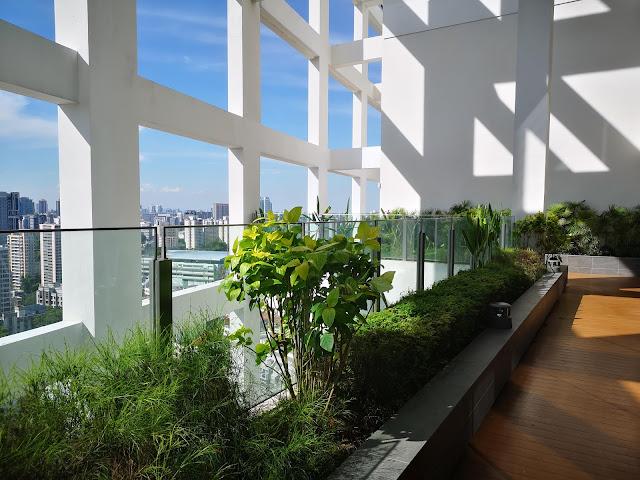 One Farrer Hotel Sky Garden