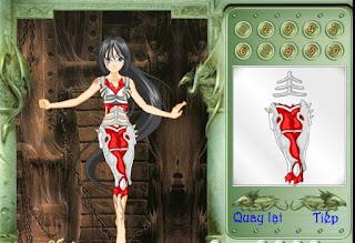 Game nữ thần thời trang xinh đẹp nhất