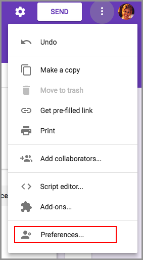 G Suite Updates Blog: Smarter Google Forms to save you time