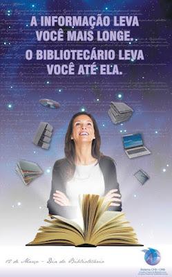 Dia do Bibliotecário CRB