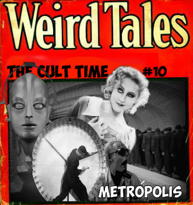The Cult Time: Metrópolis podcast cinema