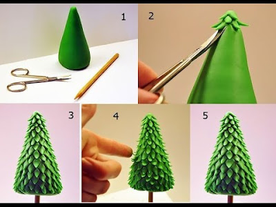 How to make Christmas Tree at Home