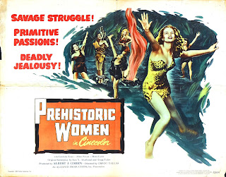Prehistoric Women / The Virgin Goddess. 1950.