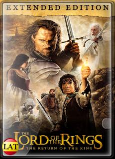 El Señor de los Anillos: El Retorno del Rey (2003) EXTENDED DVDRIP LATINO