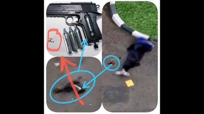 Eks Napi Teroris Penjual Airgun ke Zakiah Aini Resmi Ditetapkan Sebagai Tersangka