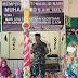 Satgas Yonif 406/CK Pos Mindiptana Hadiri Peringatan Maulid Nabi Muhammad SAW di tapal Batas RI - PNG