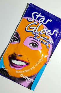 Ooharr Star Glow face mask