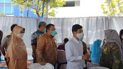 Wamenkes RI : Wabah Covid Mesti jadi Ajang Perbaikan Layanan Kesehatan Dalam Negeri