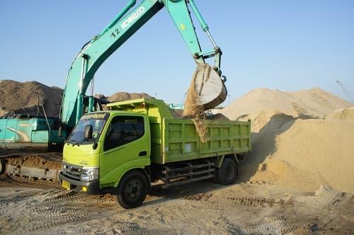 supplier pasir bangka jakarta