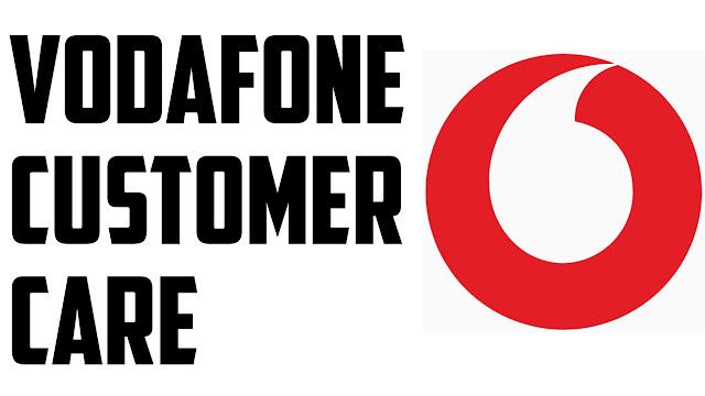 Vodafone customer care
