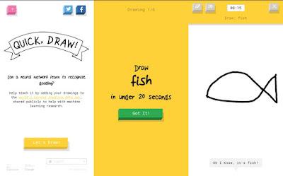 game klasik terbaik google chrome quick draw machine learning ai