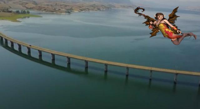 Η Νεραϊδογέφυρα στην Κοζάνη - Εκεί που οι νεράιδες καλούσαν τους νέους να πέσουν στα νερά