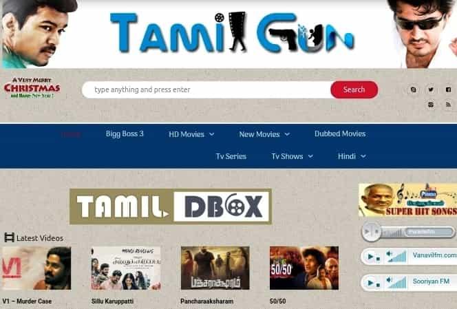 Tamilgun Isaimini 2020